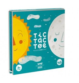 Londji & Joao Vaz de Carvalho Londji Tic Tac Toe - Sun & Moon