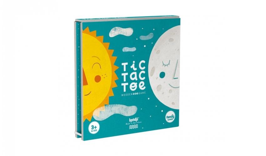 Londji & Joao Vaz de Carvalho DI031U Tic Tac Toe - Sun & Moon