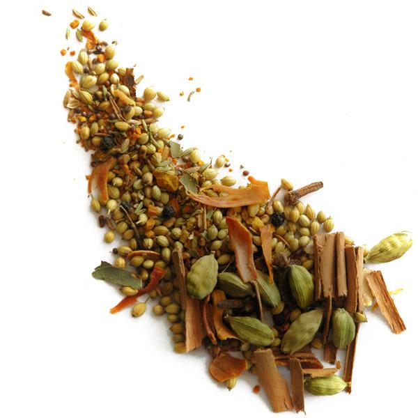 Épices de Cru 10778 Cari doux (45 g)