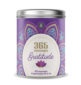 Boite bonheur - Gratitude