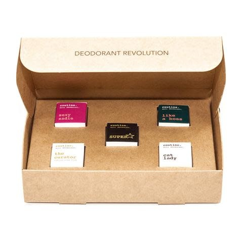 Routine Déodorants Mini kits Top Sellers