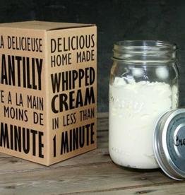Whipped Cream Shaker