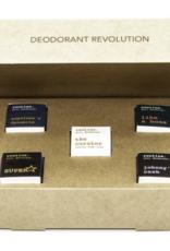 Routine Déodorants Mini kit His Faves