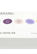 Routine Déodorant Mini kit Her Faves