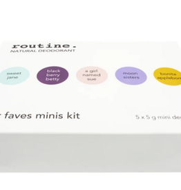 Routine Routine - Déodorants Mini kit Her Faves