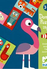 Djeco Djeco Domino Animo-puzzle