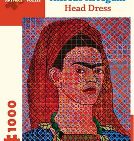 Pomegranate Casse-tête - Alfredo Arreguin - Head Dress