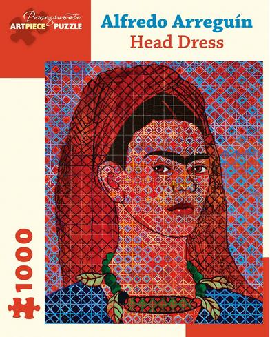Pomegranate AA1053 Alfredo Arreguin: Head Dress
