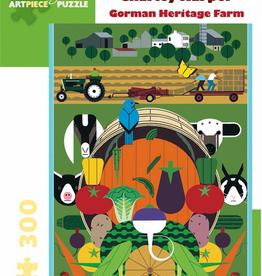 Pomegranate Puzzle - Charley Harper - Gorman Heritage Farm