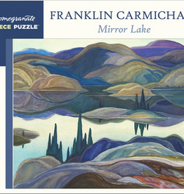 Pomegranate Casse-tête - Franklin Carmichael - Mirror Lake