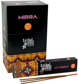 Tribal Soul Incense Myrrh 15gr