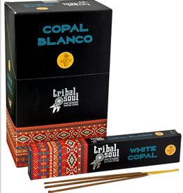 Tribal Soul Incense White Copal 15gr