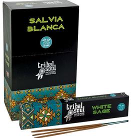 Tribal Soul Incense White Sage 15gr