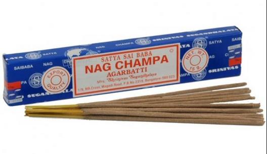 Encens Satya Nag-Champa 15gr