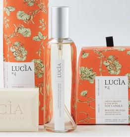 Lucia Lucia Candle Orange verte & mousse chêne