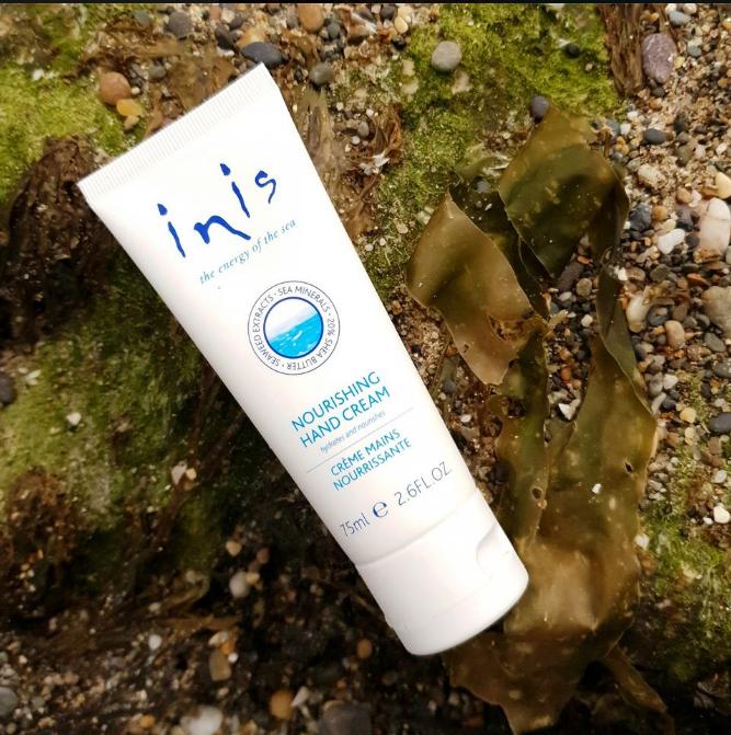 Inis Inis - Nourishing hand cream 75 ml