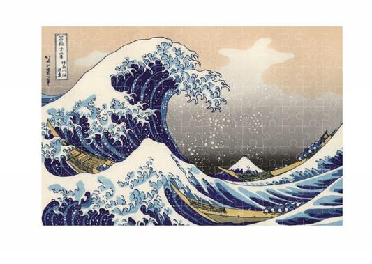 Londji Micropuzzle - Katsushika Hokusai