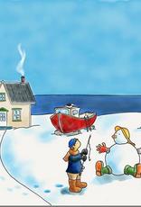 Mario Longpré - Se faire un ami pour l'hiver!