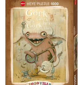 Copy of Puzzle 1000 pcs - Banjo - Zozoville