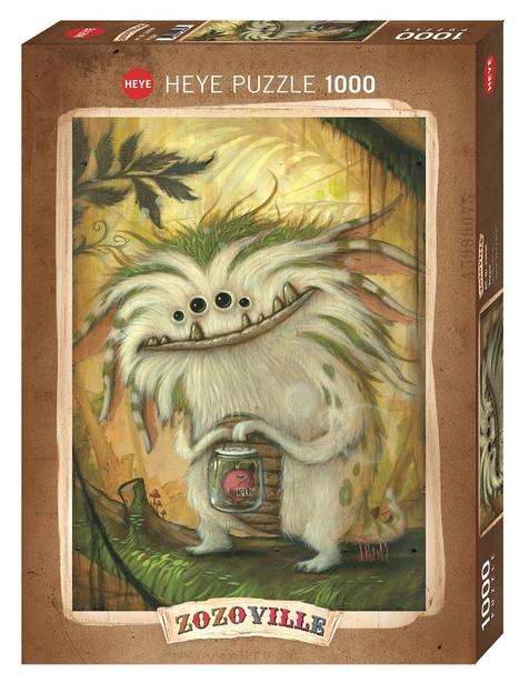 Puzzle Veggie - Zozoville