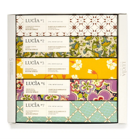 Lucia Lucia - Coffret vaporisateur