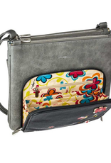 Espe Espe - Scarlet Messenger Bag