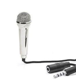 Kikkerland Mini-karaoké microphone
