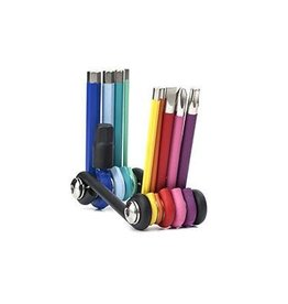 Kikkerland Rainbow multi-tool