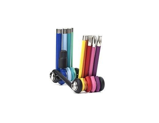 Kikkerland Kikkerland Rainbow multi-tool
