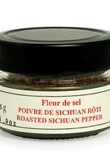 Épices de Cru Fleur de sel - Poivre de Sichuan rôti (55g)