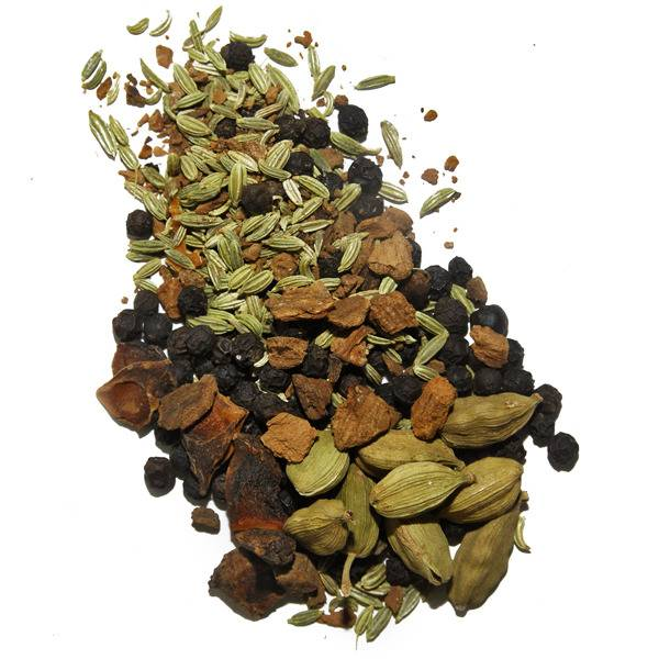 Épices de cru Garam masala Cachemire