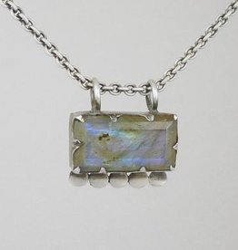 Jane Diaz Labradorite Necklace