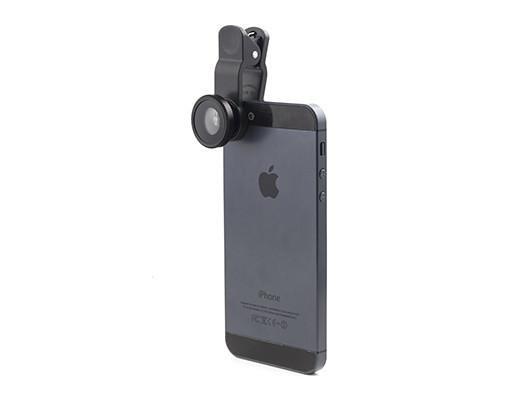 Kikkerland Kikkerland Phone lens kit (set of 3)