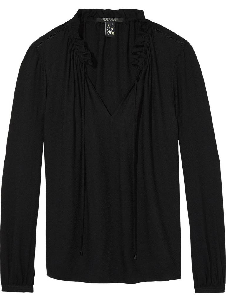 Maison Scotch Maison Scotch Long sleeve top