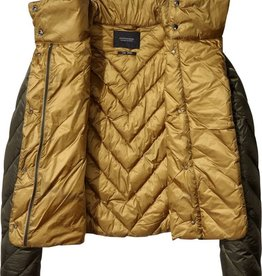 Maison Scotch Double-breasted quilted jacket