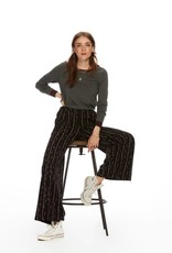 Maison Scotch Maison Scotch Sailor pants with ruffle pockets