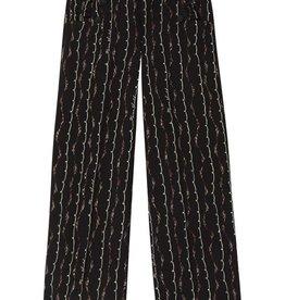 Maison Scotch Sailor pants with ruffle pockets