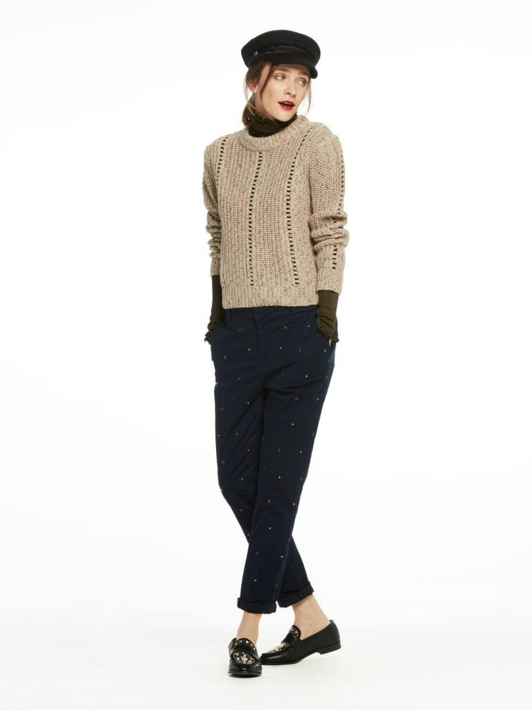 Maison Scotch Maison Scotch 'Regular' fit chino