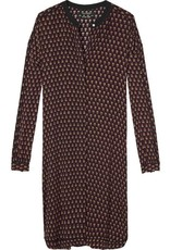 Maison Scotch Maison Scotch Printed viscose dress