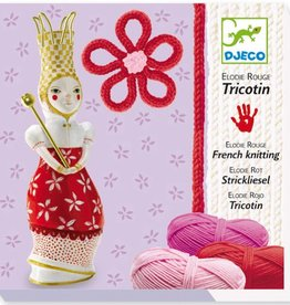 Djeco French knitting / Red