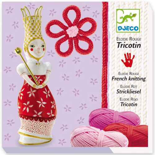 Djeco Djeco French knitting Red