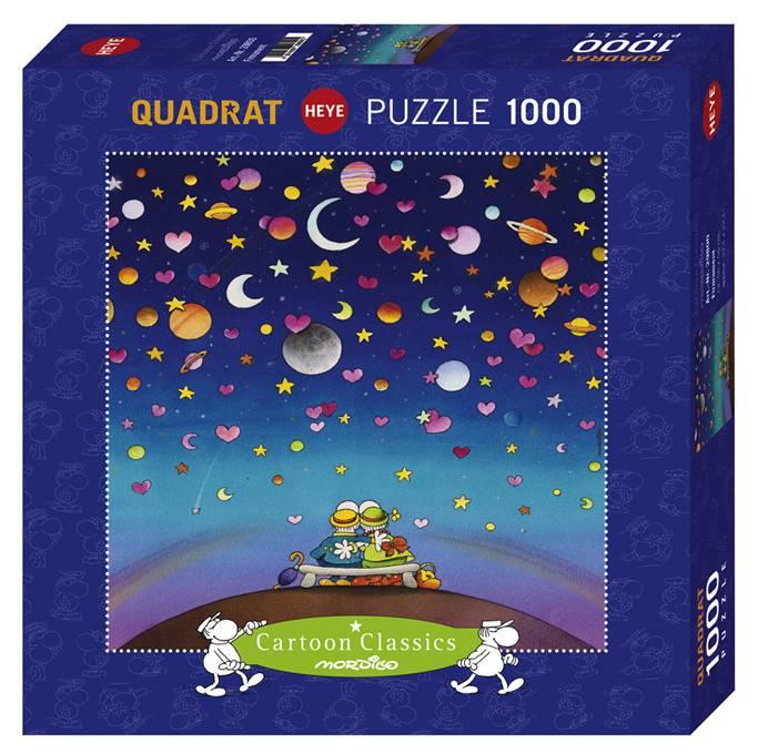 Heye Heye Puzzle Firmament - Mordillo