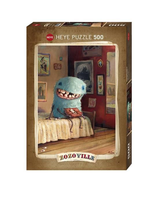 Heye Puzzle Milk tooth - Zozoville