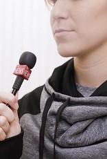 Kikkerland Kikkerland Gomme à effacer microphone