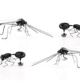 Kikkerland Kikkerland Insectes aimants (ensemble de 4)