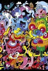 Heye Puzzle New psychedoodlic - Burgerman