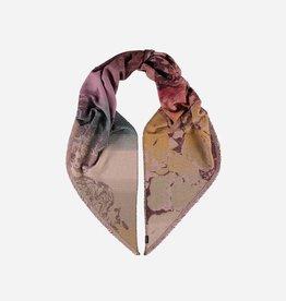Fraas Vintage Floral Blanket Wrap