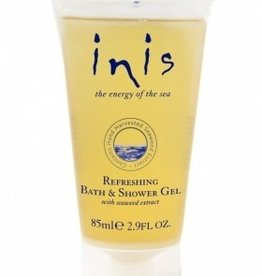 Inis Travel size shower gel