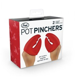 Fred Pot pinchers - Pinces en silicone