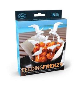 Fred Fred Feeding frenzy - Seagull picks (x16)